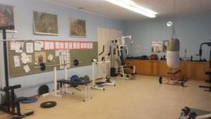 Gym i Tyngsjö