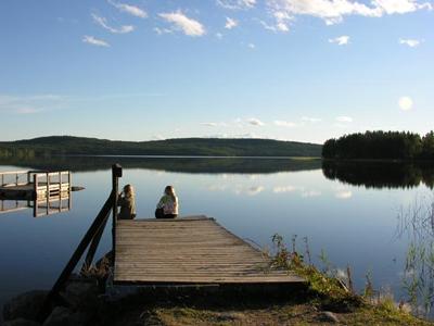 Tyngsjö camping badplats