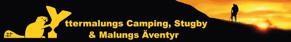 Yttermalungs  camping logo